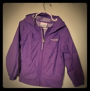 Columbia Girls Raincoat 4T